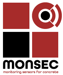 Monsec. Monitoring sensors for concrete